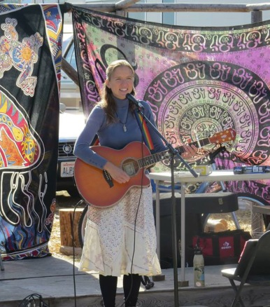 Barter Faire Solar Stage (2013)