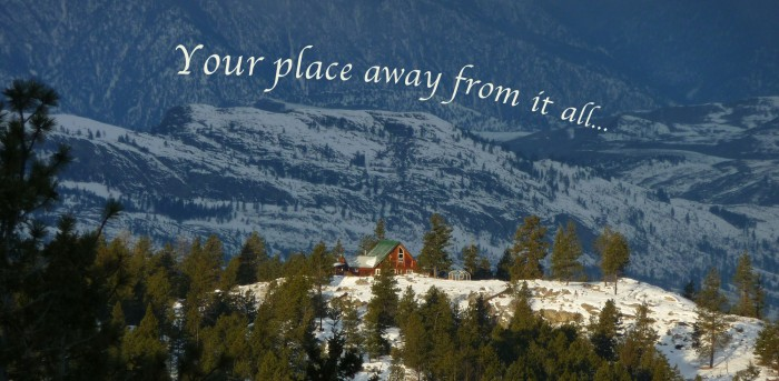 Your place away from it all